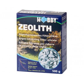 Substrat filtrant Hobby Zeolith