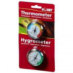 Thermomètre & Hygromètre analogique Hobby -Hobby-36210