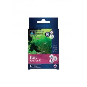 Unidose Programme Start Aquarium System