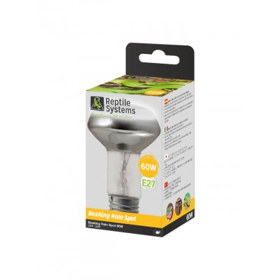 Lampe D3 UV Basking E27 Reptile Systems