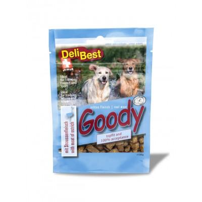 Goody - Viande d'autruche Delibest