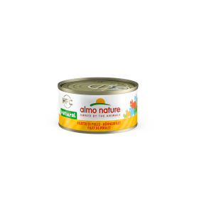 HFC Natural Filet de poulet Almo Nature