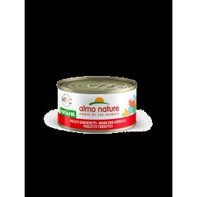 HFC Natural Poulet & Crevettes Almo Nature