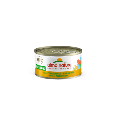 Almo Nature Pâtée HFC Natural Poulet & Fromage Almo Nature 70 g ALC5083H