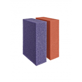 Set de mousses rouge/violet pour filtre BioTec 60000/140000 et ScreenMatic 18/36 Oase-Oase-42894