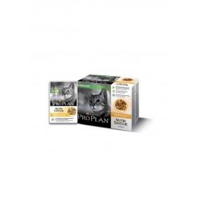 Pro Plan Sterilised Nutrisavour - Poulet en sauce --89080