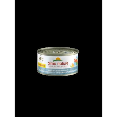 Almo Nature Pâtée HFC Complete Maquereau & Patates douces Almo Nature 70 g ALC5432H