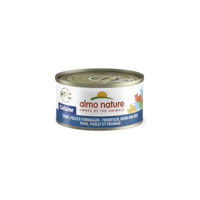 Almo Nature Pâtée HFC Cuisine Filet de poulet & Fromage Almo Nature 70 g ALC5080H