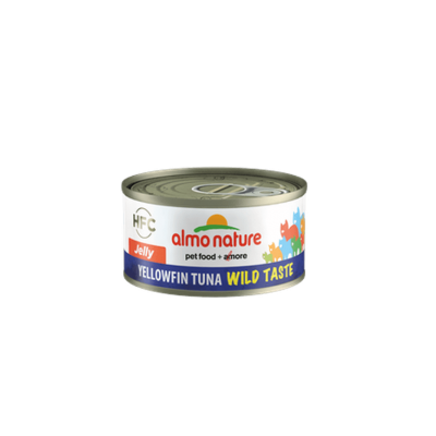 Almo Nature Pâtée HFC Thon Wild Taste Jelly Almo Nature 70 g ALC5321H