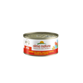 HFC Jelly Saumon avec carotte Almo Nature-Almo Nature-00000