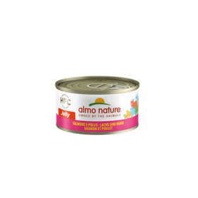 HFC Jelly Saumon et poulet Almo Nature