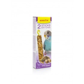 Bâtonnets Perruches iodine & minérals Benelux