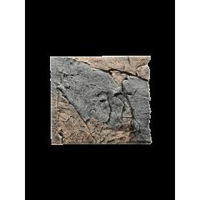Décor de fond d'aquarium Slimline 50 Basalt/Gneiss Back to Nature