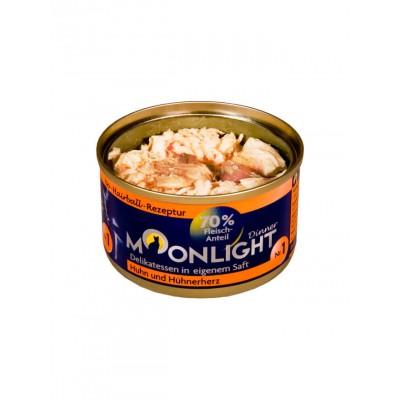 Moonlight Alimentation naturelle au poulet Moonlight 964304