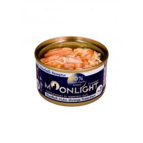Alimentation naturelle thon, poulet, crevette & poulpe Moonlight-Moonlight-964308