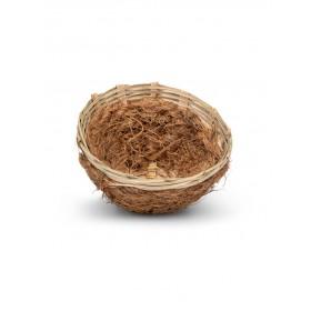 Nid en osier & coco pour canaris Vadigran-Vadigran-15371