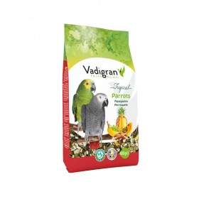Mélange de graines & céréales Perroquet Tropical Vadigran-Vadigran-00431
