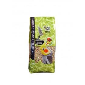 Mélange de graines & céréales Grandes Perruches Premium Vita Vadigran-Vadigran-454010