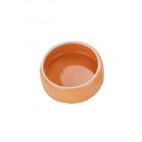 Mangeoire en terre cuite orange Vadigran-Vadigran-15316