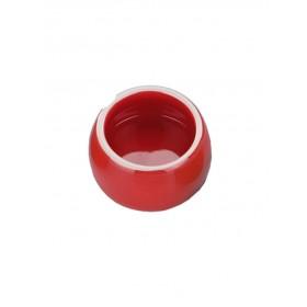Mangeoire en terre cuite rouge Vadigran-Vadigran-15320