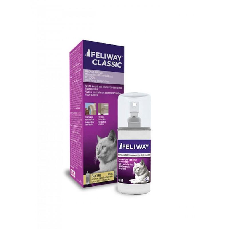 Feliway Classic Spray 60 ml-Feliway-