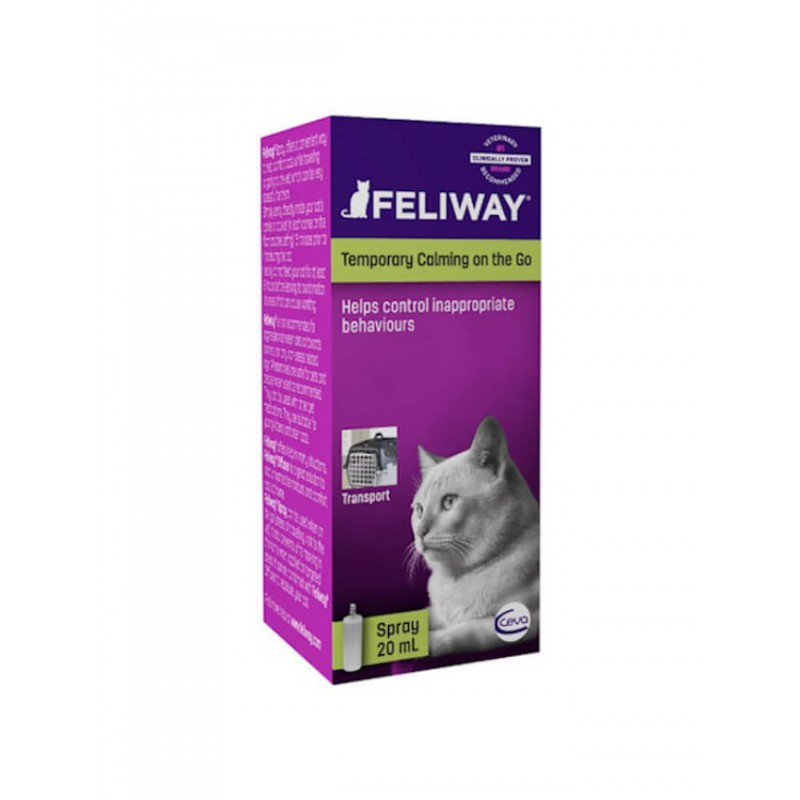 Feliway Classic Spray Voyage 20 ml-Feliway-
