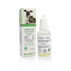 A.N.D 109 Équilibre de la flore intestinale 30 ml
