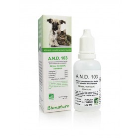 A.N.D 103 Équilibre nerveux 30 ml
