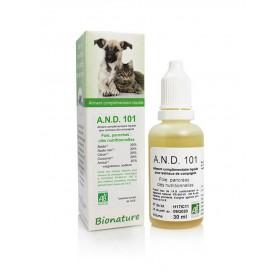 A.N.D 101 Détox Foie Digestion 30 ml