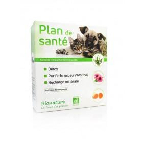 Plan de santé - 3 x flacons de 30 ml