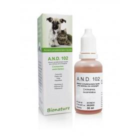 A.N.D 102 Adaptation Assimilation Croissance 30 ml