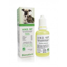 A.N.D 107 Equilibre transit intestinal 30 ml