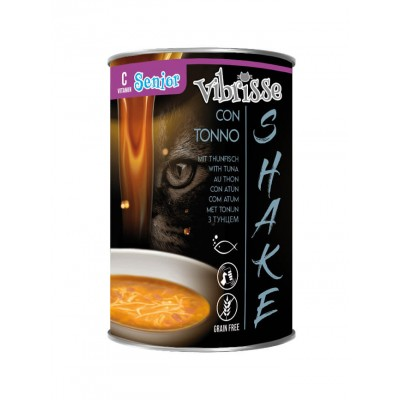 Vibrisse Pochons de soupe au thon Vibrisse - Senior C1018670