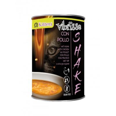 Vibrisse Pochons de soupe au poulet Vibrisse - Kitten C1018671