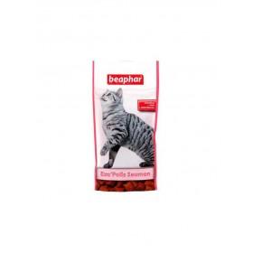 Friandises au malt Beaphar Exo'Poils Saumon 35 g