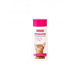 Shampooing Extra-doux Bulle Chaton & Chat Beaphar 250 ml
