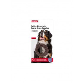Collier Grand chien Antiparasitaire au Dimpylate Beaphar