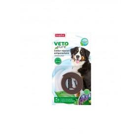 Collier répulsif antiparasitaire Grand chien Beaphar VETOpure