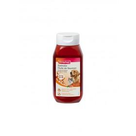 Huile de saumon Chien & Chat Beaphar Zalmolie 430 ml