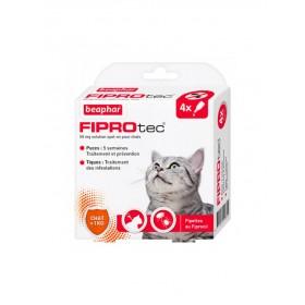 Pipettes Antiparasitaires Chat Beaphar FIPROtec-Beaphar-15781