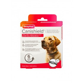 Collier Antiparasitaire Grand Chien Beaphar Canishield