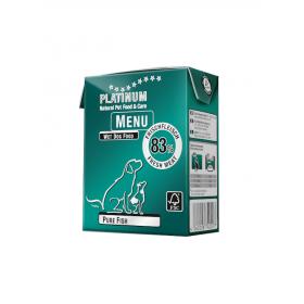 Menu Pure Fish Platinum-Platinum-2003