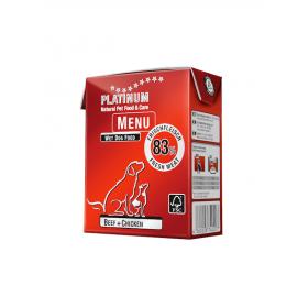 Menu Beef & Chicken Platinum-Platinum-2004