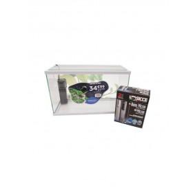 Smartfish sans éclairage 36.5 x 16,5 x 22 cm--KIT HP