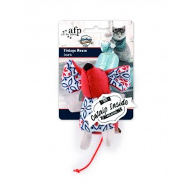 Jouet AFP Real Vintage Retro Souris-All For Paws-2568