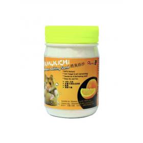 Sable de bain Hamukichi à l'orange 400 g