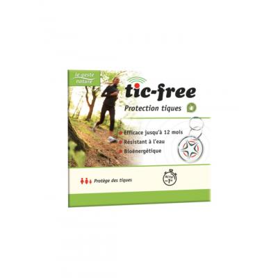 Anibio Médaillon Tic-free Protection contre les tiques Anibio MEDTF