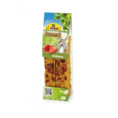 JR Farm Friandise à la Fraise pour Lapin 160 g JR Farm 506264