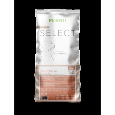 Perro Croquettes Perro Select - Saumon & Riz 181039