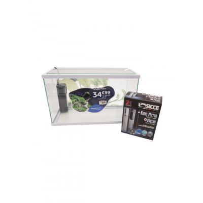 HP Aquarium Kit Smartfish 36,5 x 16,5 X 22 cm KITASE09